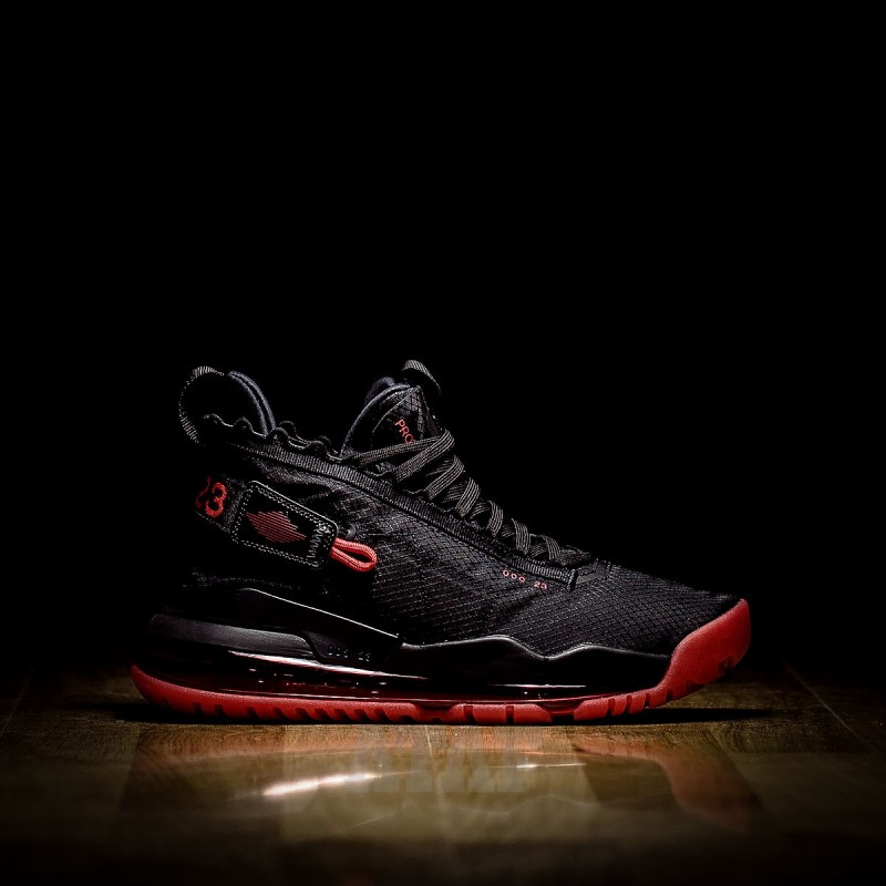 premium selection 4bf60 3060c Nike Air Jordan Proto-Max 720 Black University Red