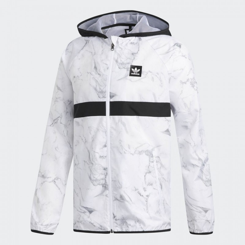 adidas Marble bb Packable Jacket