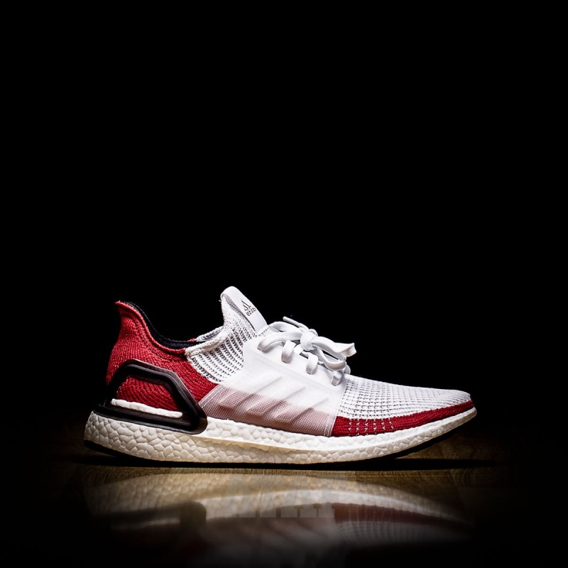 detailing coupon codes great look adidas Ultra BOOST 19 M White Red