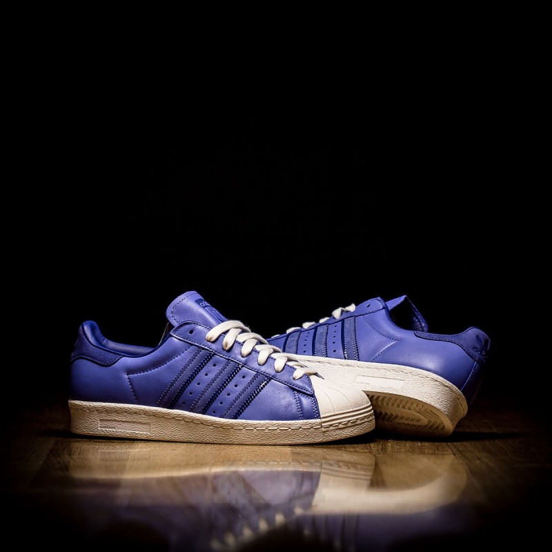 Adidas Superstar Active Blue White 80s thQxCrds