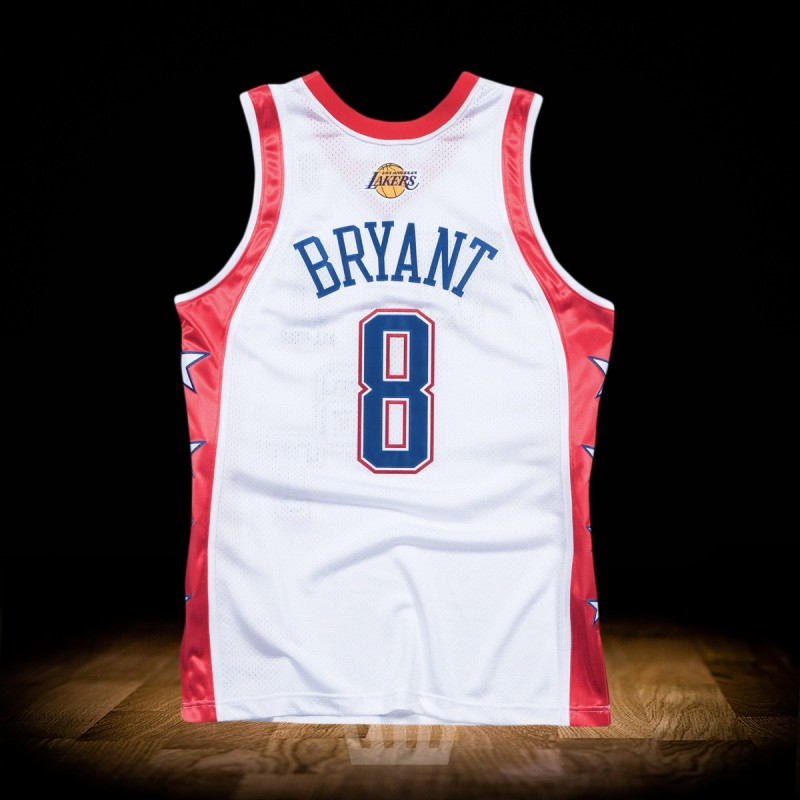 aa3020f72a4 Mitchell   Ness NBA 2004 All-Star West Authentic Jersey Kobe Bryant ...