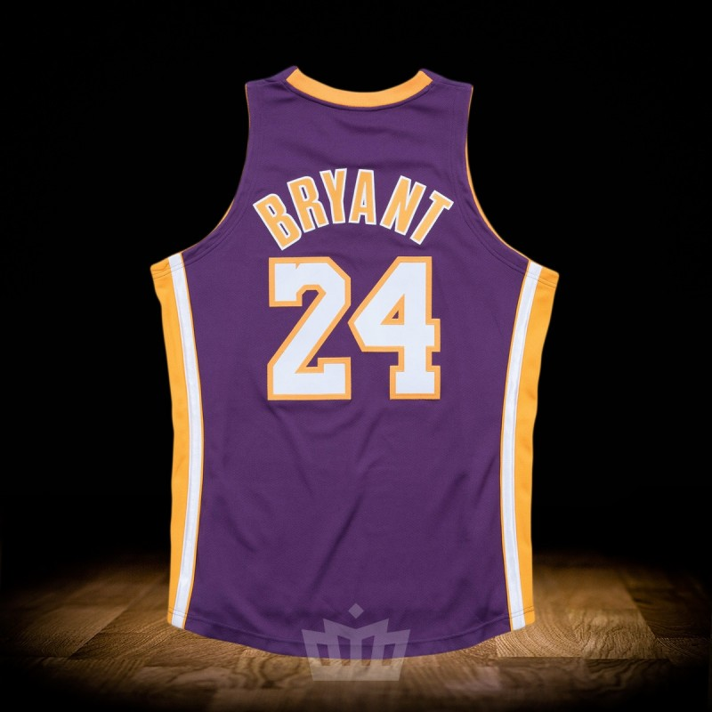 ff352092d4c Mitchell & Ness NBA 2006-07 Los Angeles Lakers Authentic Jersey Kobe Bryant