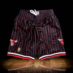 NIKE NBA CHICAGO BULLS THERMAFLEX SHOWTIME PANTS for £75.00
