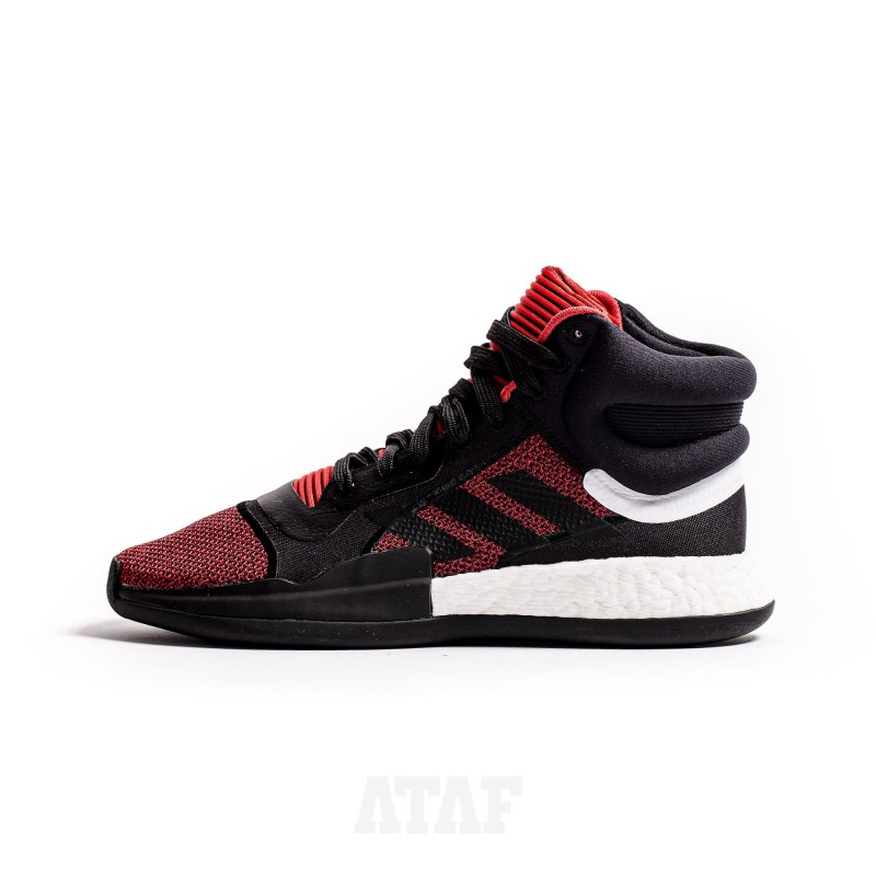 adidas Marquee Boost Black Red