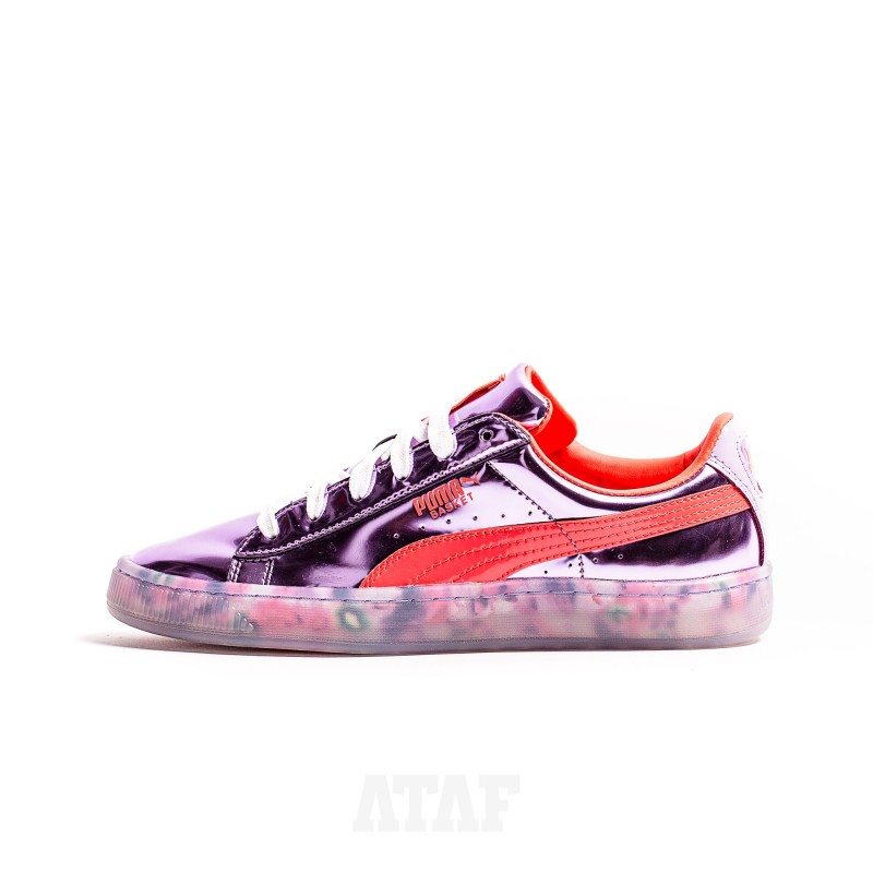 Puma x Sophia Webster Basket Candy Princess