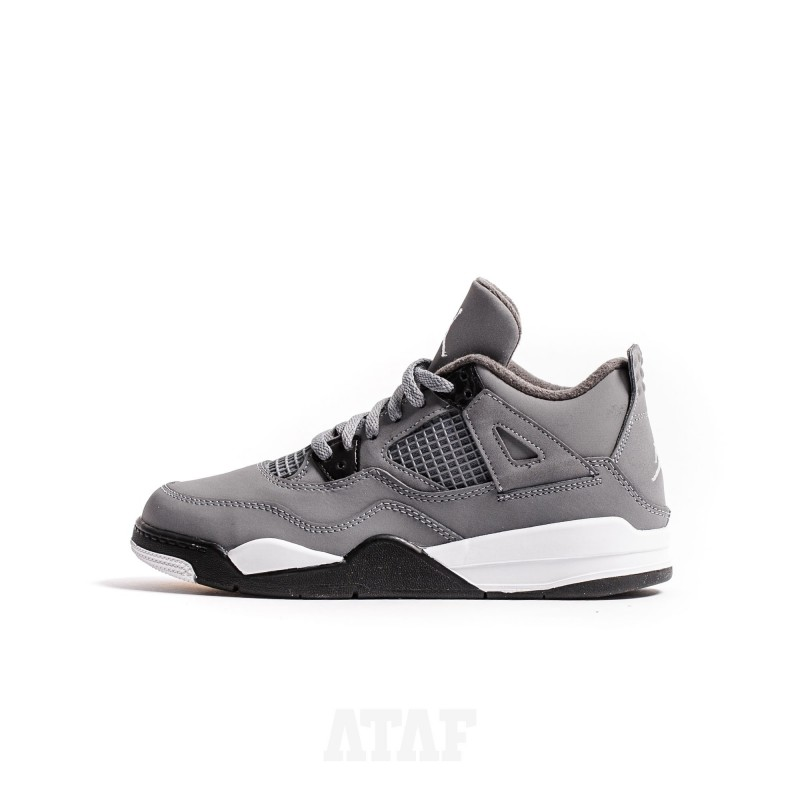 Nike Air Jordan 4 Retro PS Cool Grey 2019
