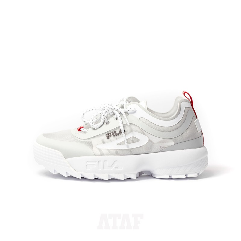 Fila Disruptor Run WMN White