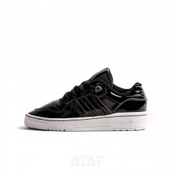 adidas Rivalry Low WMN Patent Core Black