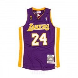 Mitchell & Ness NBA Authentic Jersey Los Angeles Lakers Road Finals 2008-09 Kobe Bryant