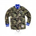 Mitchell & Ness NBA Los Angeles Lakers Tiger Camo Jacket