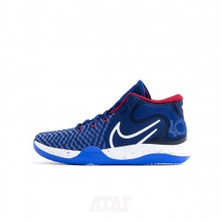 Nike KD Trey 5 VIII Kevin Durant Blue Void Red Crush