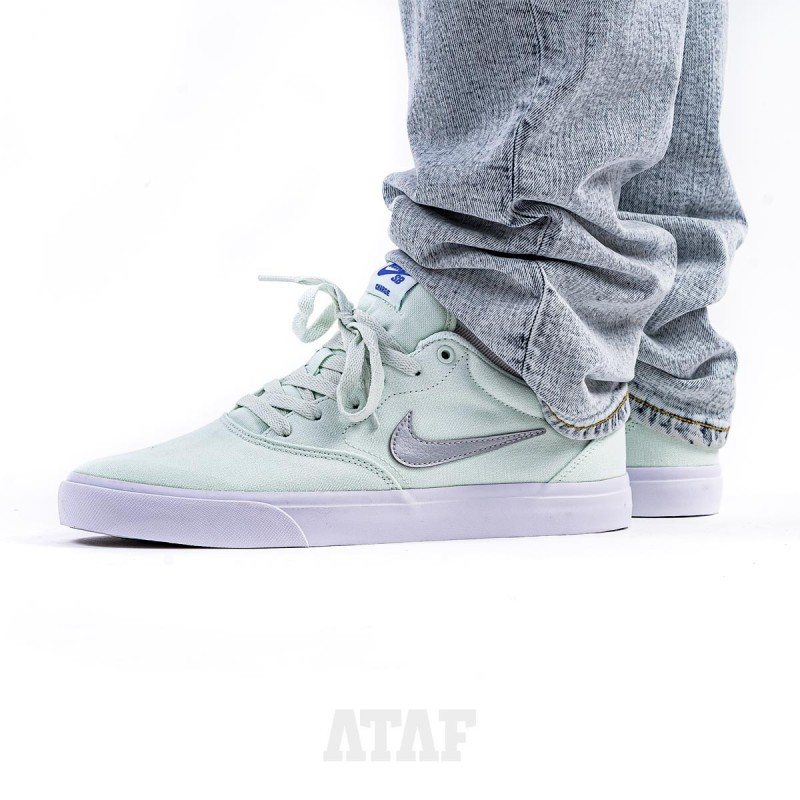 Nike SB Charge Canvas Barely Green - CD6279-302 in Ataf.pl