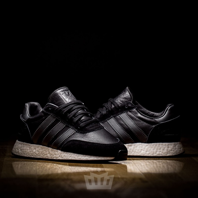 Adidas I 5923 Runner Boost Core Black Carbon