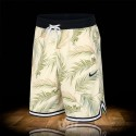 Nike Dri-fit DNA  Floral Shorts Ivory Black