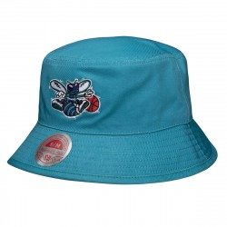 Mitchell & Ness Neo Cycle Reversible Bucket HWC Charlotte Hornets