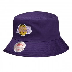 Mitchell & Ness Neo Cycle Reversible Bucket HWC Los Angeles Lakers
