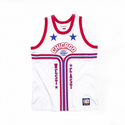 Mitchell & Ness White 1988 NBA All-Star Game Team Heritage Tank Top