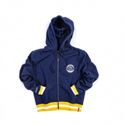 Mitchell & Ness We Are Authentic WMNS Hoodie Navy