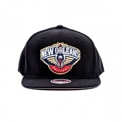 Mitchell & Ness NBA Downtime Redline Snapback New Orleans Pelicans