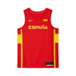 Nike Spain Road Limited Basketball Jersey Red