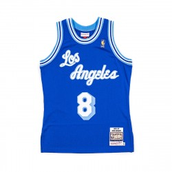 Mitchell & Ness NBA Authentic Jersey Los Angeles Lakers 1996-97 Kobe Bryant Blue