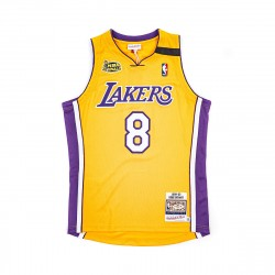 Mitchell & Ness NBA Authentic Jersey Los Angeles Lakers Home Finals 1999-00 Kobe Bryant