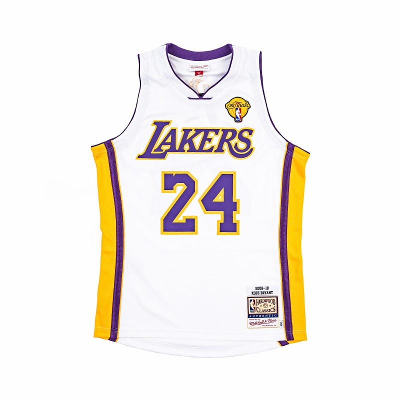 Mitchell & Ness NBA Authentic Jersey Los Angeles Lakers 2009-10 ...
