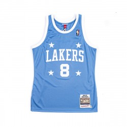 Mitchell & Ness NBA Authentic Jersey Los Angeles Lakers 2004-05 Kobe Bryant Blue