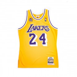 Mitchell & Ness NBA Authentic Jersey Los Angeles Lakers 2007-08 Kobe Bryant