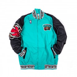 Mitchell & Ness Authentic Warm Up Jacket Vancouver Grizzlies 1995-96