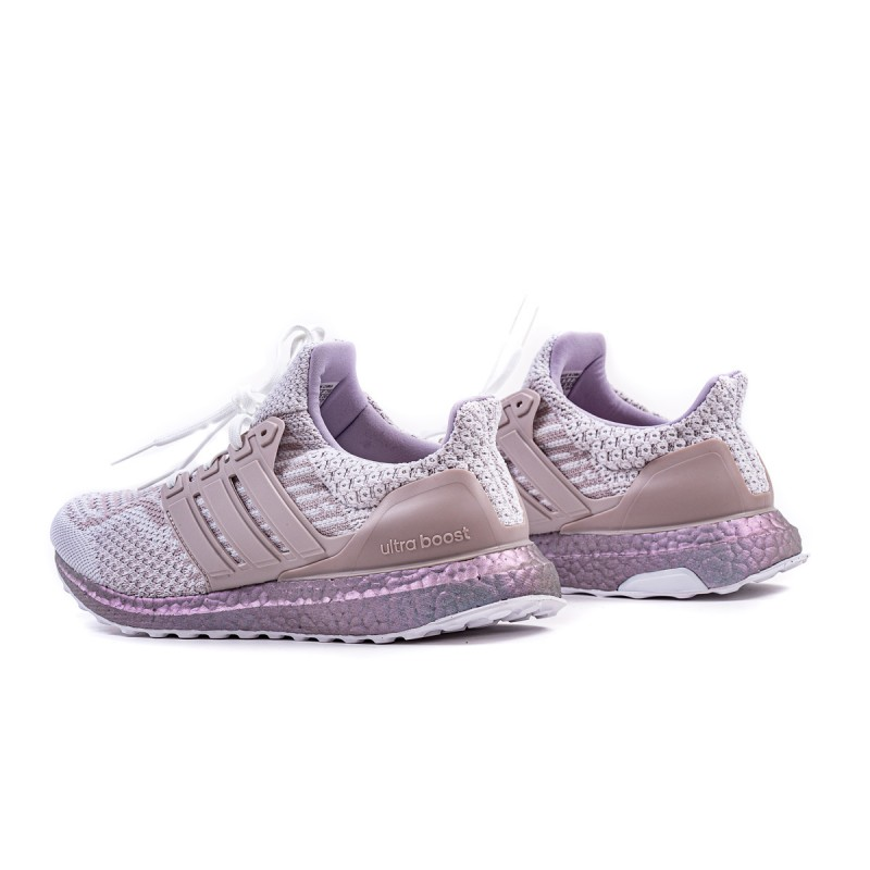 adidas extra wide sneakers with velcro | adidas UltraBOOST 5.0 DNA WMNS Cloud White Ice Purple