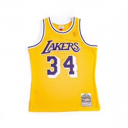 Mitchell & Ness NBA Swingman Jersey Los Angeles Lakers Home 1996-97 Shaquille O'Neal