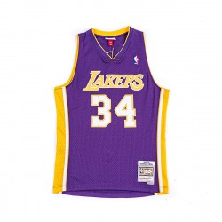 Mitchell & Ness NBA Swingman Jersey 2.0 Los Angeles Lakers 1999-00 Shaquille Oneal Purple