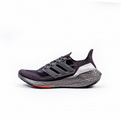 adidas UltraBOOST 21 Carbon Solar Red