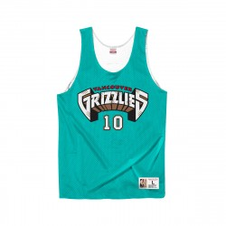 Mitchell & Ness NBA Reversible Tank Update Vancouver Grizzlies Mike Bibby