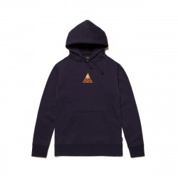 HUF Altered State TT Pullover Hoodie Navy