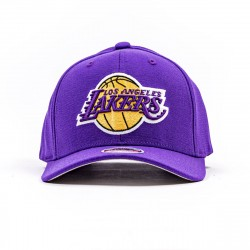 Mitchell & Ness NBA Team Ground Stretch Los Angeles Lakers