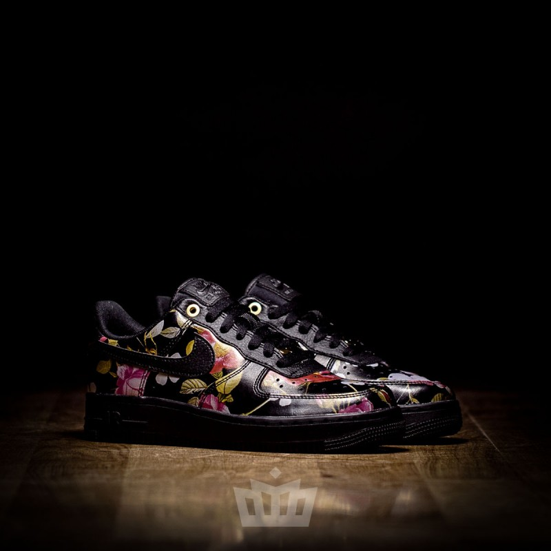 Nike WMNS Air Force 1 07 LXX Black Floral